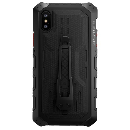 【預購商品】美國 Element Case iPhone XS/X BLACK OPS 2018 -黑色