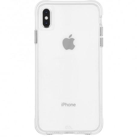 """美國 Case-Mate iPhone XS / X (5.8"""") Tough Clear 強悍防摔手機保護殼 - 透明 (限量贈送原廠玻璃保貼)"""