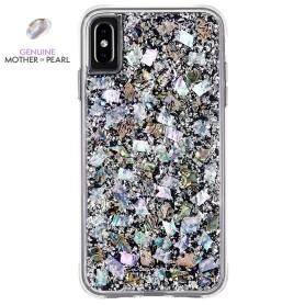 """美國 Case-Mate iPhone Xs Max (6.5"""") Karat 貝殼銀箔防摔手機保護殼"""