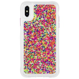 """美國 Case-Mate iPhone Xs / X (5.8"""") 繽紛彩虹糖防摔手機保護殼"""