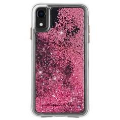 """美國 Case-Mate iPhone Xs Max (6.5"""") Waterfall 亮粉瀑布防摔手機保護殼 - 彩虹"""