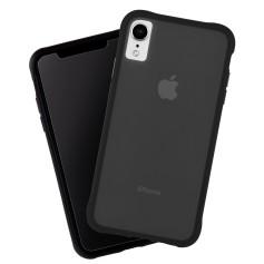 """美國 Case-Mate iPhone XR (6.1"""")Tough Clear 強悍防摔手機保護殼 - 透黑 贈原廠玻璃保貼"""