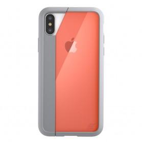 美國Element Case iPhone XS / X Illusion 閃靈魅影手機保護殼 - 落日橘