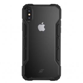 美國Element Case iPhone XS/X Rally 賽拉利手機保護殼 - 硬胎黑
