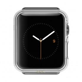 美國 Case-Mate Apple Watch Series 4 38-40 mm - 第4代 Tough Clear 高級裸感保護殼 - 透明