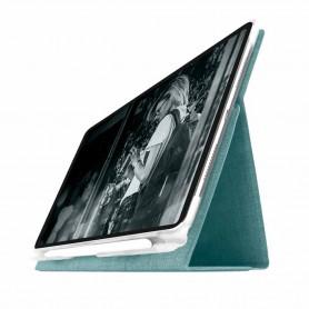 澳洲 STM Atlas iPad Pro 11吋專用高質感編織布面保護殼 - 湖水綠