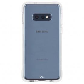 美國 Case-Mate Samsung Galaxy S10e Tough Clear 裸感防摔手機保護殼 - 透明(送原廠螢幕玻璃保貼)