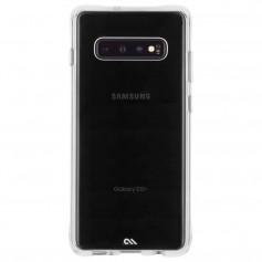 美國 Case-Mate Samsung Galaxy S10+ Tough Clear 裸感防摔手機保護殼 - 透明