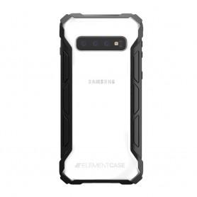 美國 Element Case Samsung S10+ (6.4吋) Rally 專用頂級防摔殼 - 黑