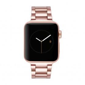 美國 Case-Mate APPLE WATCH 42/44mm 不鏽鋼錶帶 玫瑰金