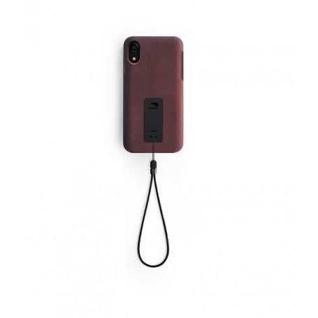 美國 Lander iPhone XR (6.1吋) Moab 防摔手機保護殼 - 紅 (附手繩)