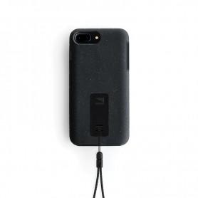 美國 Lander iPhone 8 Plus / 7 Plus (5.5吋) Moab 防摔手機保護殼 - 黑 (附手繩)