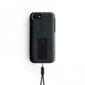 美國 Lander iPhone 8 / 7 (4.7吋) Moab 防摔手機保護殼 - 黑 (附手繩)