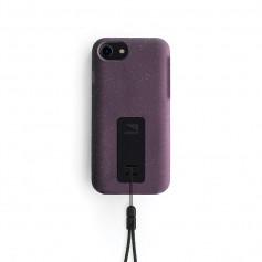 美國 Lander iPhone 8 / 7 (4.7吋) Moab 防摔手機保護殼 - 紫 (附手繩)