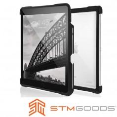 澳洲STM Dux Shell Duo iPad Air (第三代) 專用軍規防摔殼 - 黑