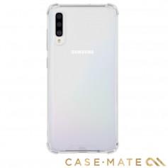 美國 Case-Mate Samsung Galaxy A70 (6.7) Tough Clear防摔手機保護殼-透明