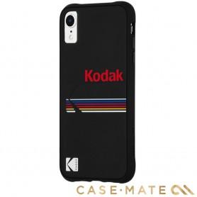 美國 CASE●MATE iPhone XR (6.1) Kodak 柯達聯名款強悍防摔殼 - 霧黑
