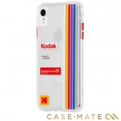 美國 CASE●MATE iPhone XR (6.1) Kodak 柯達聯名款強悍防摔殼 - 透明