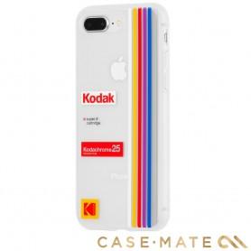 美國 CASE●MATE iPhone 8 Plus (5.5) Kodak 柯達聯名款強悍防摔殼 - 透明