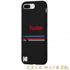 美國 CASE●MATE iPhone 8 Plus (5.5) Kodak 柯達聯名款強悍防摔殼 - 霧黑