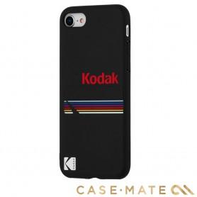 美國 CASE●MATE iPhone 8 (4.7) Kodak 柯達聯名款強悍防摔殼 - 霧黑