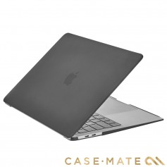 "美國 CASE●MATE MacBook Air 13"" Retina 2019 輕薄殼 - 煙霧黑"