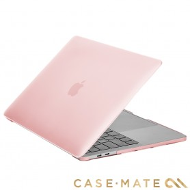 美國 CASE●MATE MacBook Pro 13吋 2019 薄殼 - 粉紅