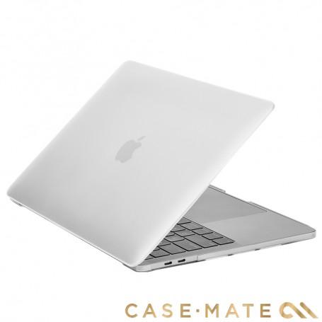 美國 CASE●MATE MacBook Pro 13吋 2019 輕薄殼 - 霧面透明