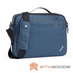 澳洲STM Myth 夢幻系列 (15'') 菁英筆電側背包 - 石板藍