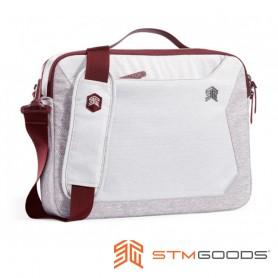 澳洲STM Myth 夢幻系列 (15'') 可側背三用筆電袋 - 溫莎紅
