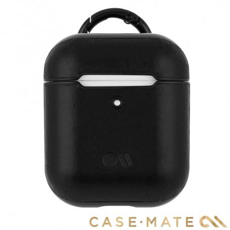 美國 CASE●MATE AirPods 閃耀冰晶 - 透明 贈掛環及磁性防丟繩