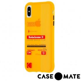 美國 CASE●MATE iPhone Xs Max (6.5) Kodak 柯達聯名款強悍防摔殼 - 經典黃