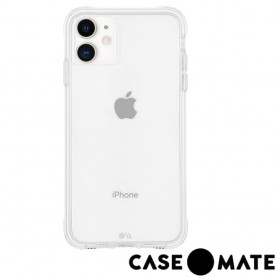 美國 Case●Mate iPhone 11 Tough Clear 強悍防摔手機保護殼 - 透明 (贈原廠強化玻璃貼)