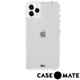 美國 Case●Mate iPhone 11 Pro Max Tough Speckled 強悍防摔手機保護殼 - 大麥町 白