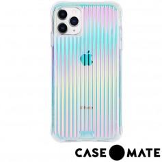 美國 Case●Mate iPhone 11 Pro Groove 強悍防摔手機保護殼 - 彩虹波浪