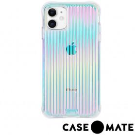 美國 Case●Mate iPhone 11 Groove 強悍防摔手機保護殼 - 彩虹波浪