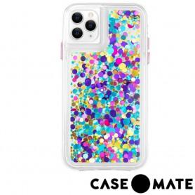 美國 Case●Mate iPhone 11 Pro Confetti 絢彩亮片瀑布防摔手機保護殼