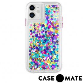 美國 Case●Mate iPhone 11 Confetti 絢彩亮片瀑布防摔手機保護殼