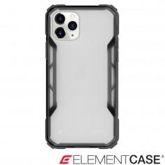 美國 Element Case iPhone 11 Pro Max Rally 抗刮科技軍規殼 - 透黑
