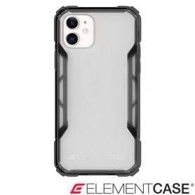 美國 Element Case iPhone 11 Rally 抗刮科技軍規殼 - 透黑