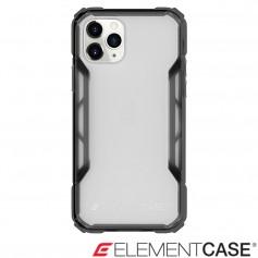 美國 Element Case iPhone 11 Pro Rally 抗刮科技軍規殼 - 透黑