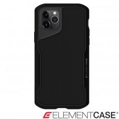 美國 Element Case iPhone 11 Pro Shadow 流線手感軍規殼 - 醇黑