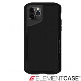 美國 Element Case iPhone 11 Pro Max Shadow 流線手感軍規殼 - 醇黑