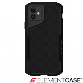 美國 Element Case iPhone 11 Shadow 流線手感軍規殼 - 醇黑