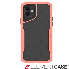 美國 Element Case iPhone 11 Shadow 流線手感軍規殼 - 粉橘