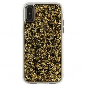 美國 Case-Mate iPhone X Karat 24K金箔雙層防摔手機保護殼