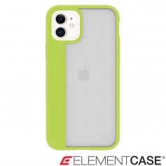美國 Element Case iPhone 11 Illusion 輕薄幻影軍規殼 - 活力綠