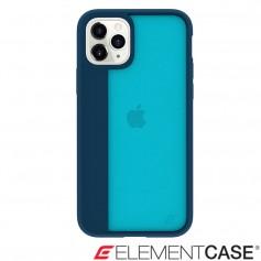 美國 Element Case iPhone 11 Pro Illusion 輕薄幻影軍規殼 - 深藍