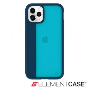 美國 Element Case iPhone 11 Pro Max Illusion 輕薄幻影軍規殼 - 深藍