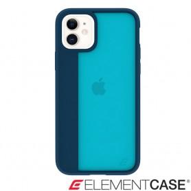 美國 Element Case iPhone 11 Illusion 輕薄幻影軍規殼 - 深藍